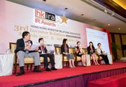 "Panel discussion on ""Institutional Shareholder Activism (ISA) – how does it affect IR work?"""