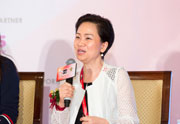 Ms. Kitty Fung, CFO & ED, Dah Chong Hong Holdings Limited